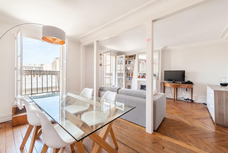 Vente appartement Paris 17ème 465000€ - Photo 1