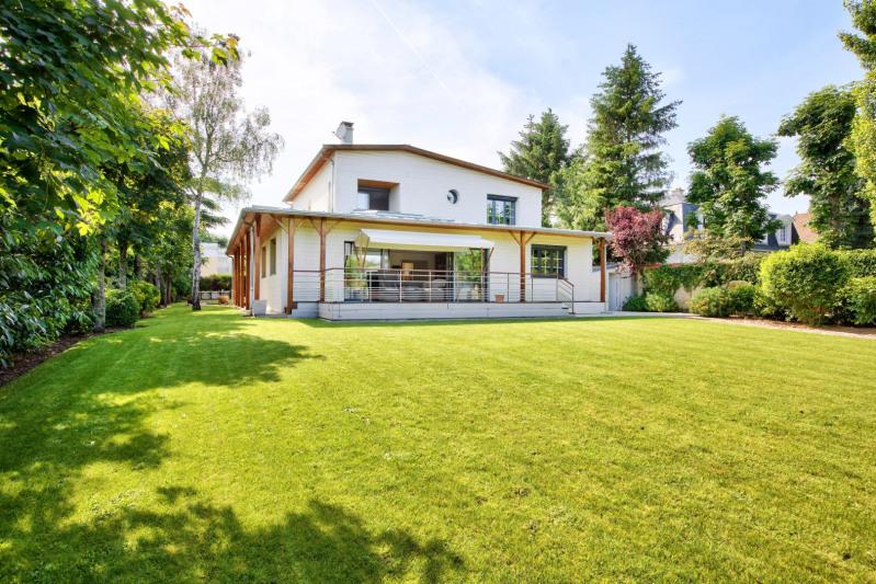 Venta de prestigio  casa Le vésinet 2300000€ - Fotografía 2