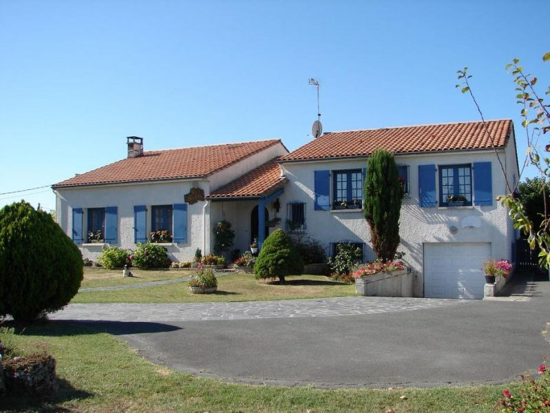 Vente maison / villa Medis 383250€ - Photo 1