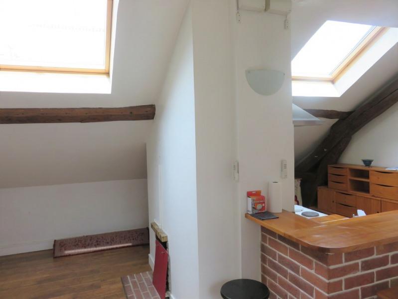 Rental apartment Paris 18ème 1500€ CC - Picture 2