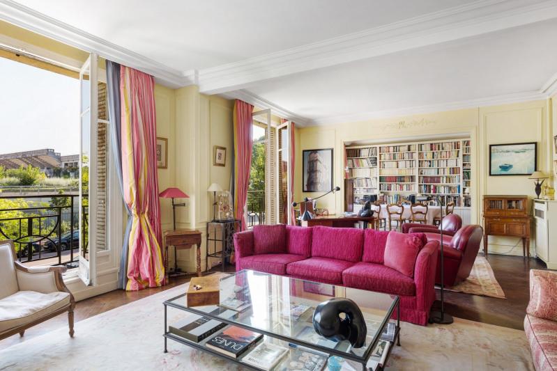Deluxe sale apartment Boulogne-billancourt 1795000€ - Picture 1