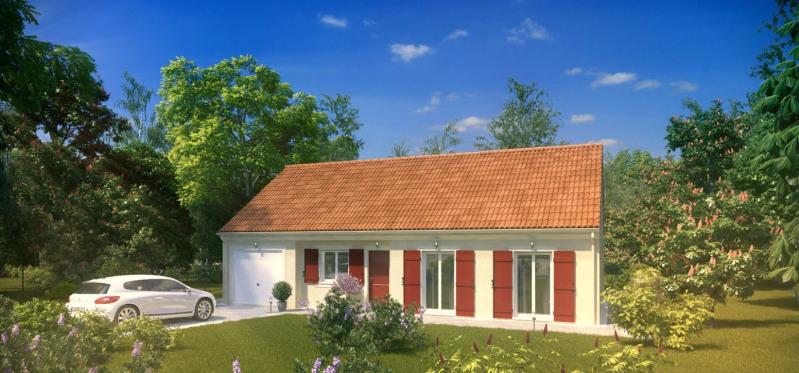Maison  5 pièces + Terrain La Chapelle-Gauthier par MAISONS PIERRE
