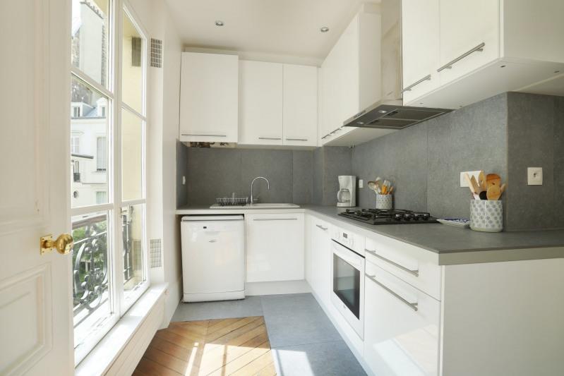 Deluxe sale apartment Paris 8ème 1850000€ - Picture 6