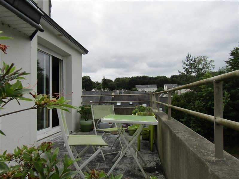 Sale apartment Quimper 159965€ - Picture 2
