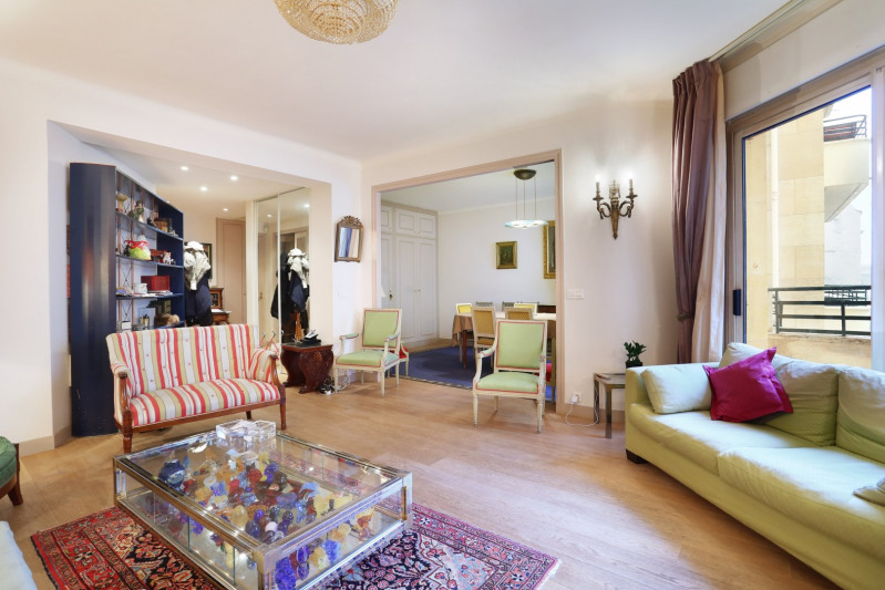 Deluxe sale apartment Neuilly-sur-seine 1495000€ - Picture 3