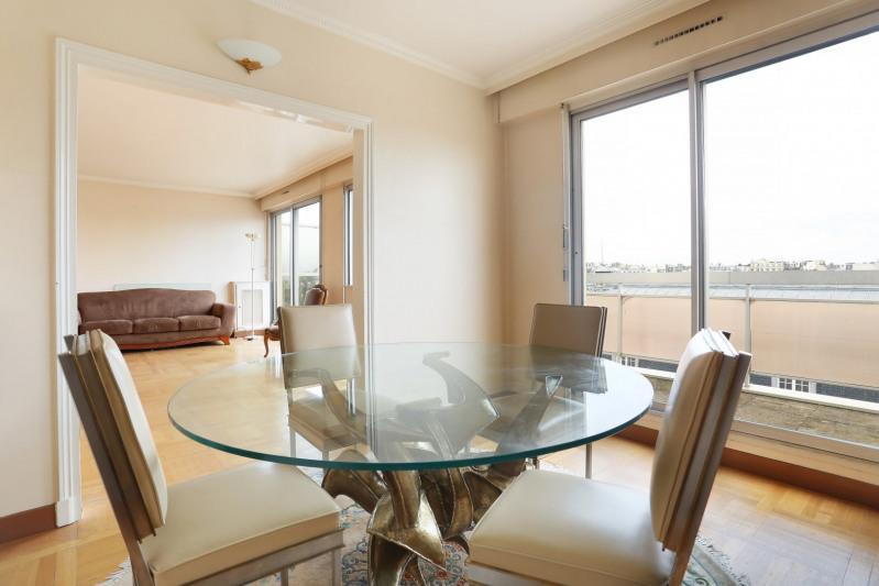 Vente de prestige appartement Paris 16ème 1700000€ - Photo 3