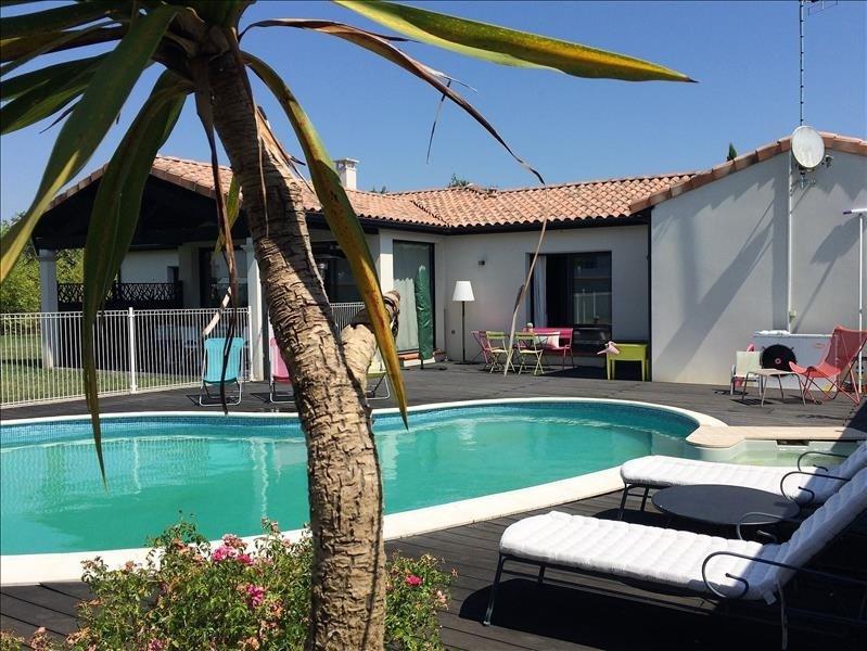 Sale house / villa Fontenilles 430000€ - Picture 1