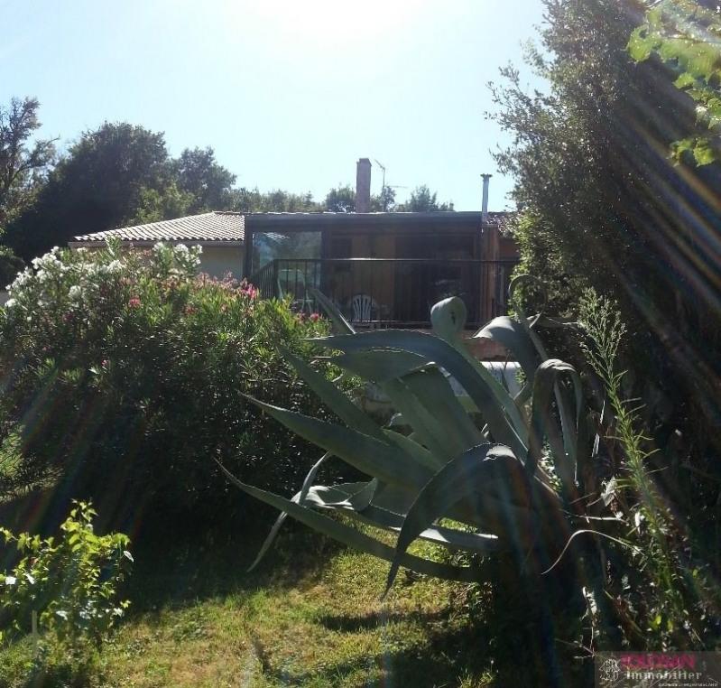 Superbe jardin – volumes - commodités