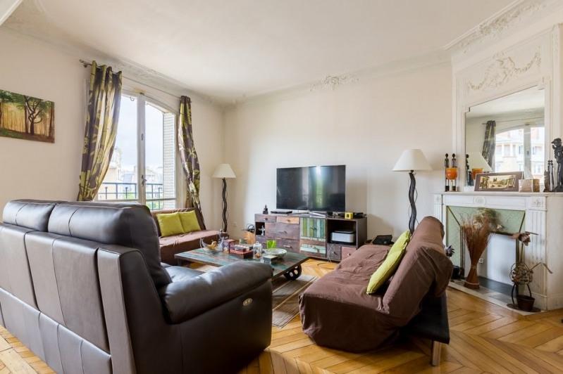 Sale apartment Paris 18ème 585000€ - Picture 2
