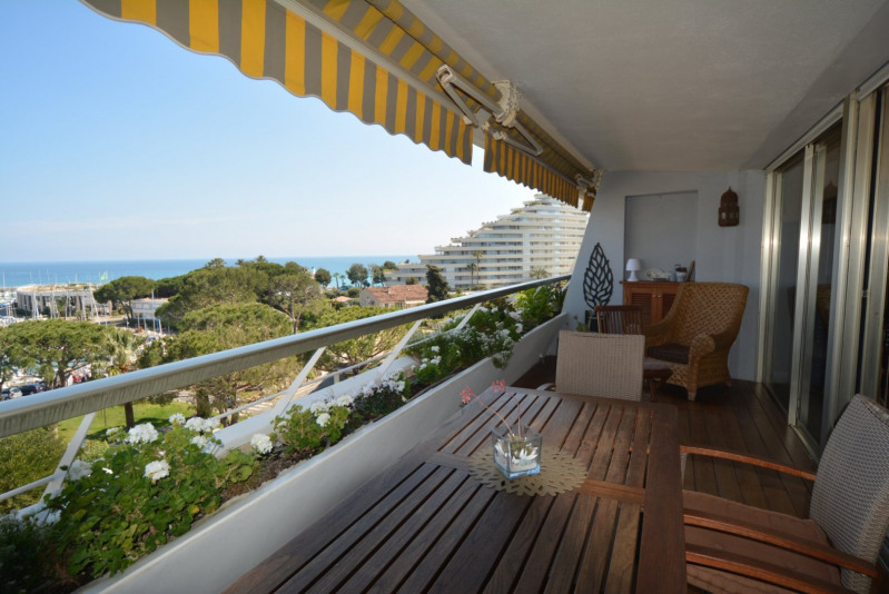 Deluxe sale apartment Villeneuve-loubet 799 000€ - Picture 4