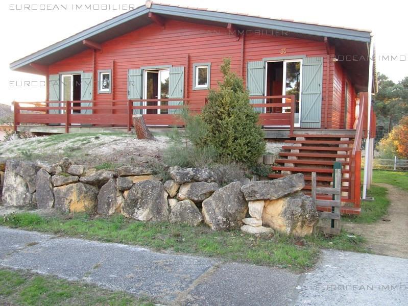 Location vacances maison / villa Lacanau-ocean 1110€ - Photo 1