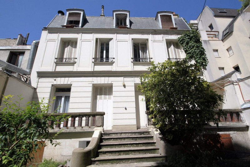 Rental apartment Clichy 1 112€ CC - Picture 1