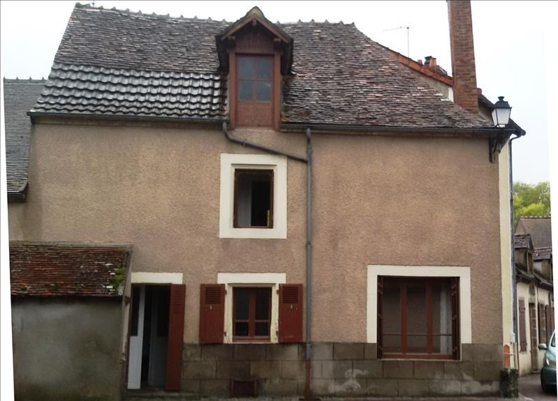 Sale house / villa Theneuille 22000€ - Picture 1