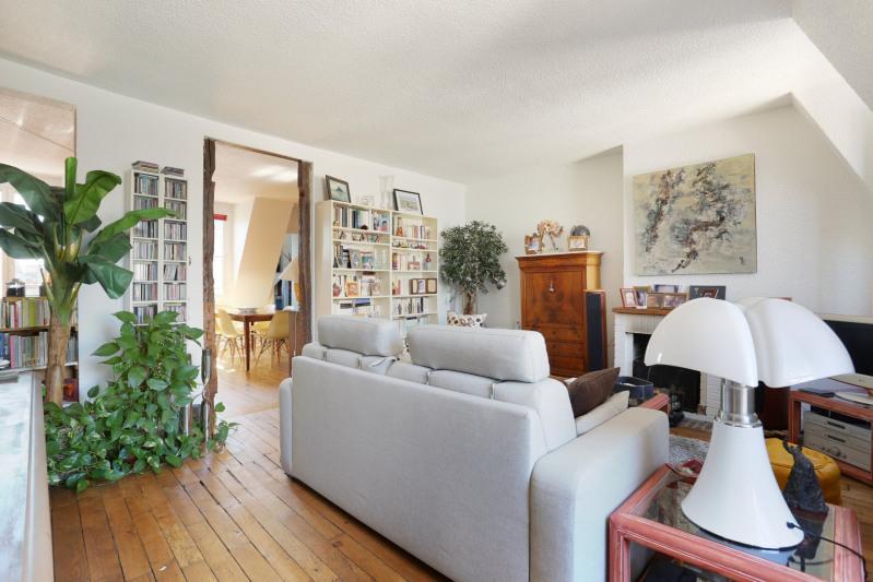Verkoop van prestige  appartement Paris 4ème 945000€ - Foto 11