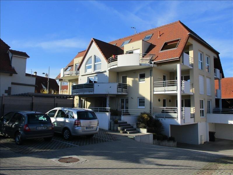 Revenda apartamento Oberhoffen sur moder 239900€ - Fotografia 1