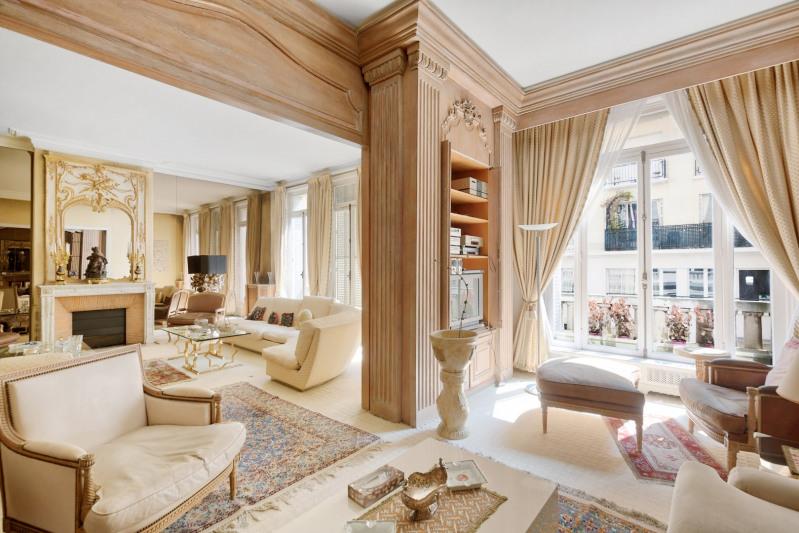 Revenda residencial de prestígio apartamento Paris 16ème 3990000€ - Fotografia 2