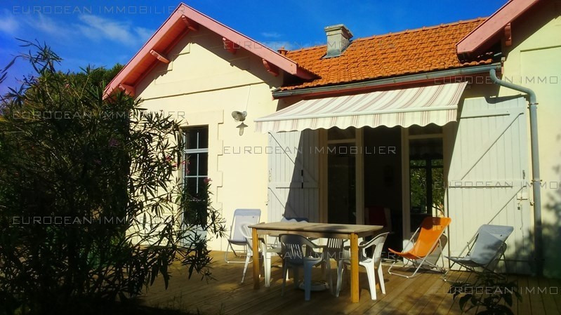 Location vacances maison / villa Lacanau-ocean 626€ - Photo 1