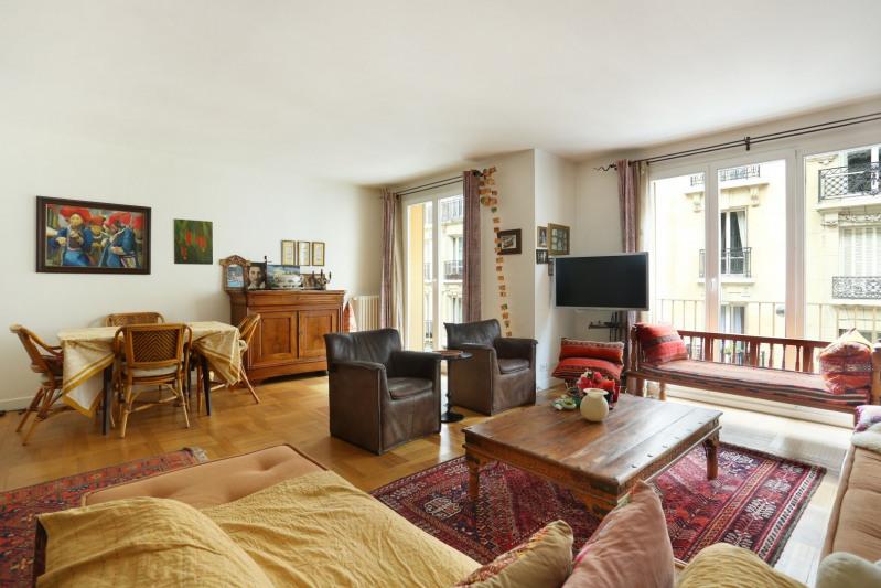 Revenda residencial de prestígio apartamento Paris 16ème 1180000€ - Fotografia 8