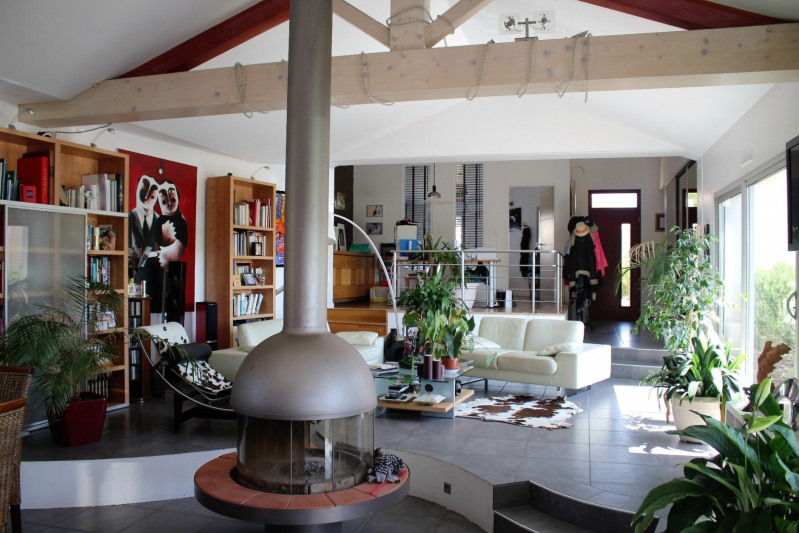 Sale house / villa Talmont st hilaire 495000€ - Picture 5