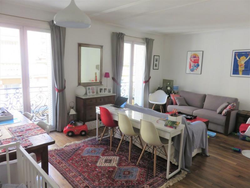 Sale apartment Paris 18ème 610000€ - Picture 1