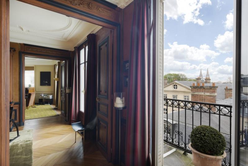 Vente de prestige appartement Paris 7ème 5850000€ - Photo 4