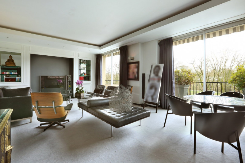 Deluxe sale apartment Neuilly-sur-seine 1890000€ - Picture 6