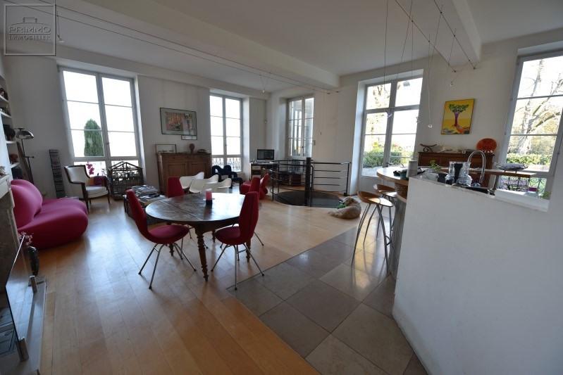 Vente de prestige appartement Saint germain au mont d'or 595000€ - Photo 2
