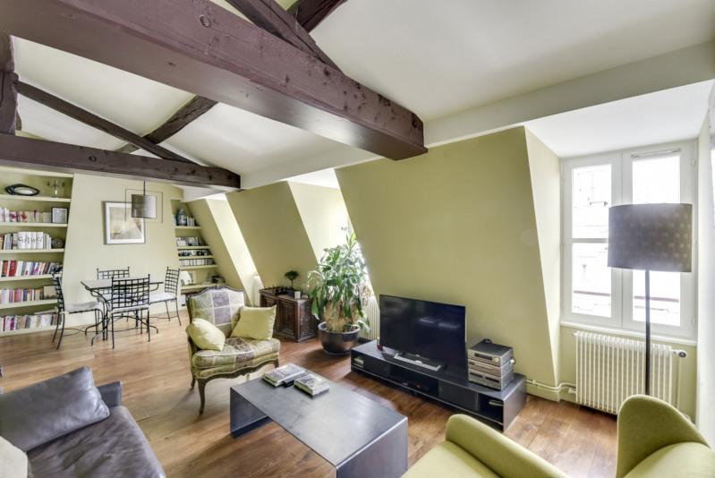 Vente de prestige appartement Paris 3ème 1270000€ - Photo 9