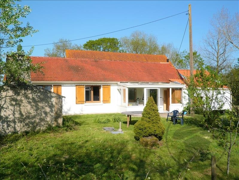 Vente maison / villa St jean de monts 249400€ - Photo 1