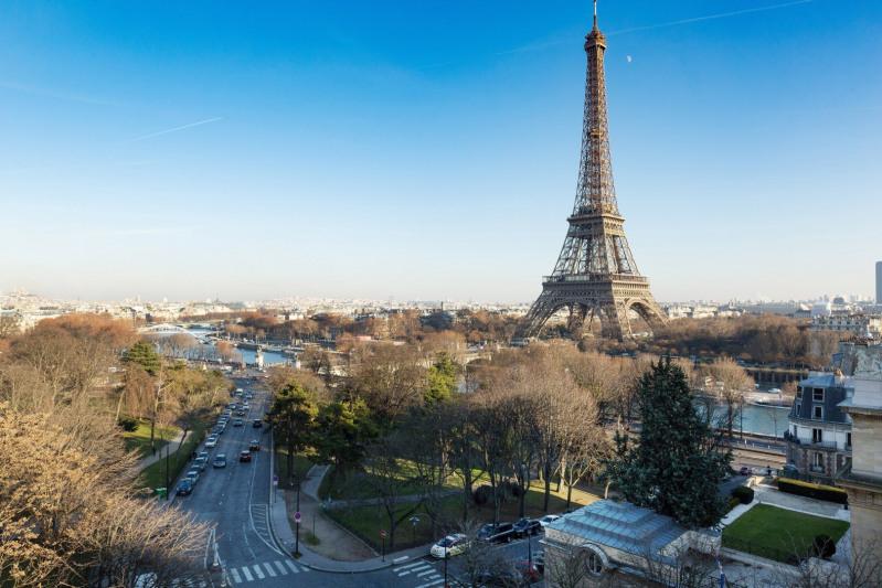 Verkauf von luxusobjekt wohnung Paris 16ème 2350000€ - Fotografie 7