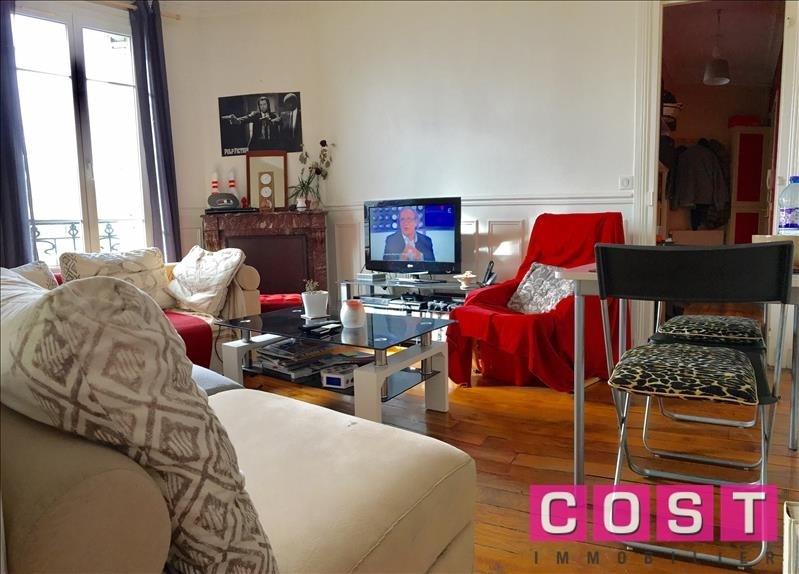 Location appartement Asnieres sur seine 870€ CC - Photo 3