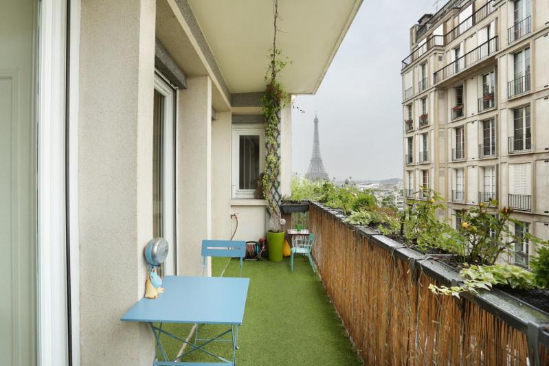 Immobile residenziali di prestigio appartamento Paris 16ème 885000€ - Fotografia 4