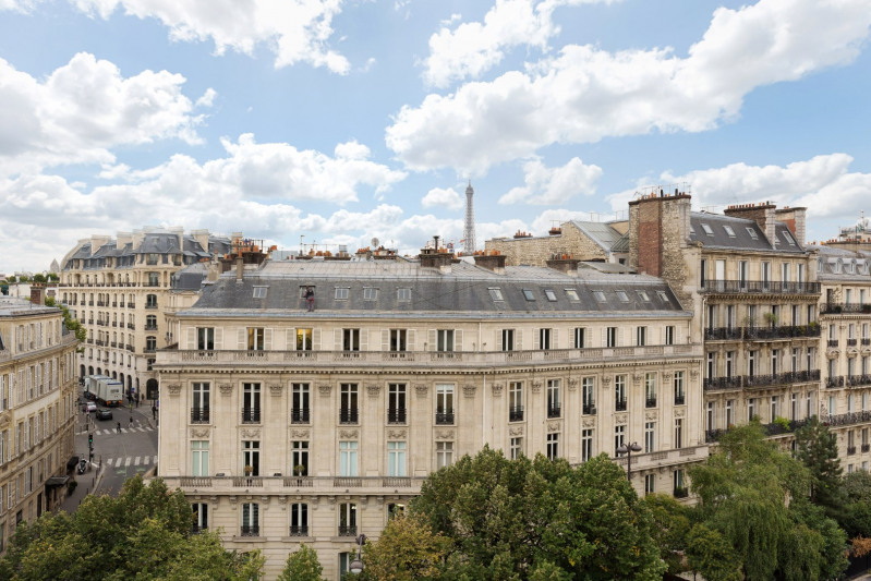 Deluxe sale apartment Paris 16ème 2 960 000€ - Picture 6