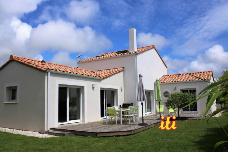 Vente maison / villa Chateau d olonne 522 000€ - Photo 1
