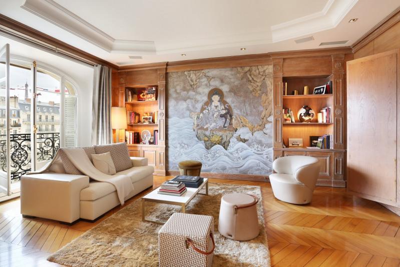 Revenda residencial de prestígio apartamento Paris 7ème 4200000€ - Fotografia 3