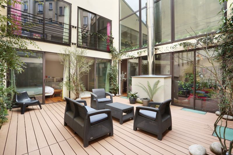Revenda residencial de prestígio loft Paris 15ème 4495000€ - Fotografia 1