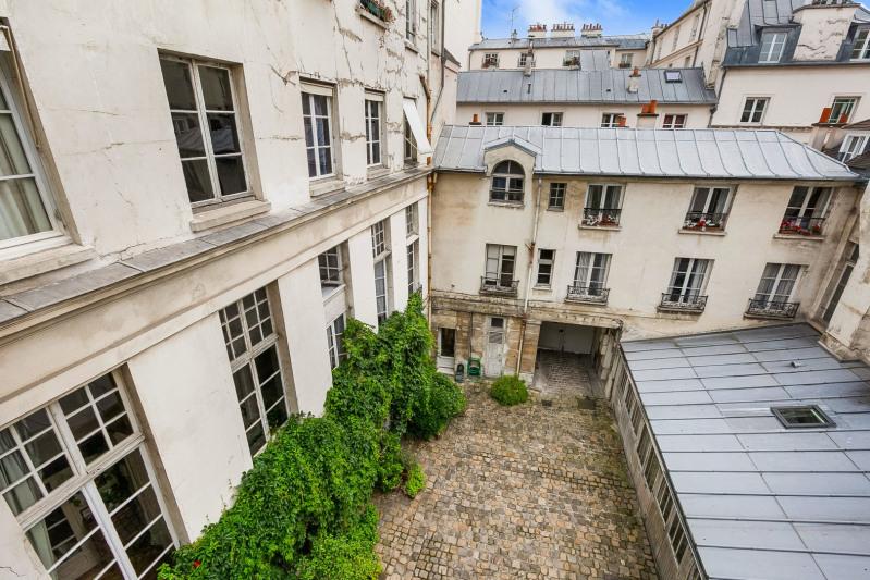 Vente de prestige appartement Paris 4ème 525000€ - Photo 10