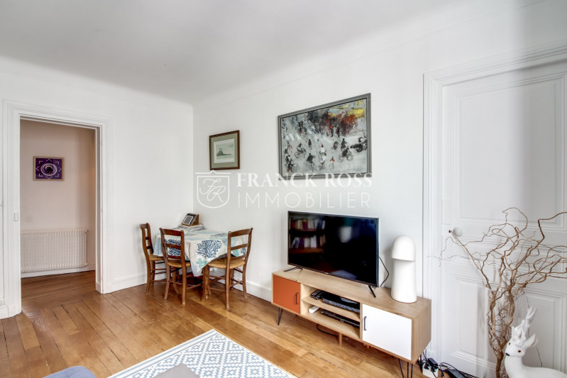 Venta  apartamento Neuilly-sur-seine 582000€ - Fotografía 3