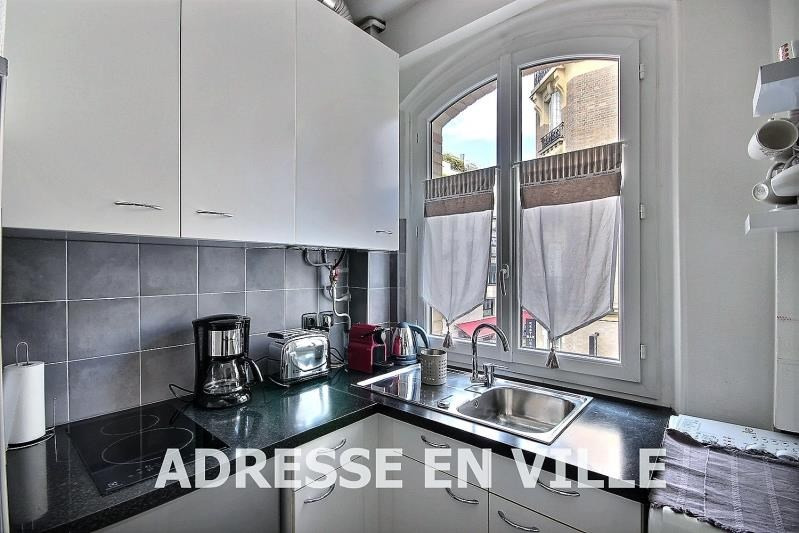 Sale apartment Levallois perret 312 000€ - Picture 4