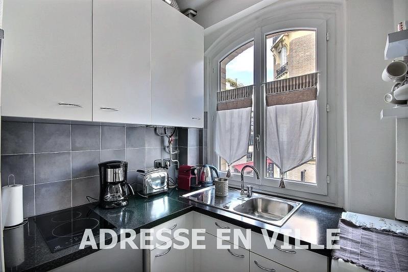 Vendita appartamento Levallois perret 312000€ - Fotografia 4
