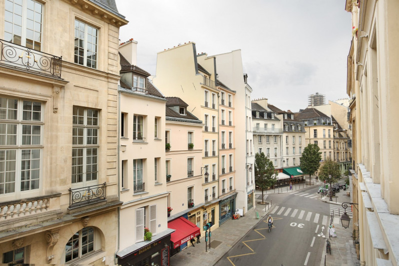 Vente de prestige appartement Paris 4ème 515 000€ - Photo 12