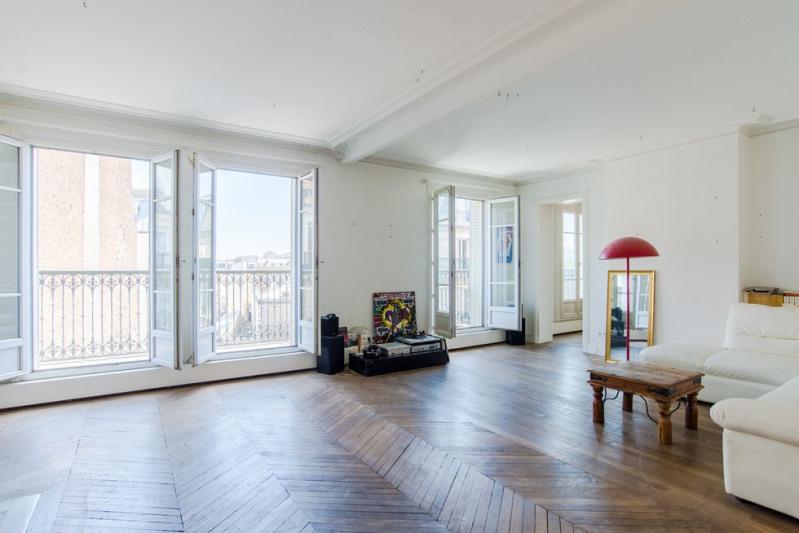Deluxe sale apartment Paris 10ème 1145000€ - Picture 2