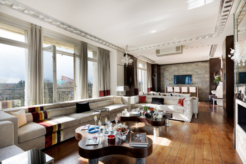 Deluxe sale apartment Neuilly-sur-seine 5500000€ - Picture 3