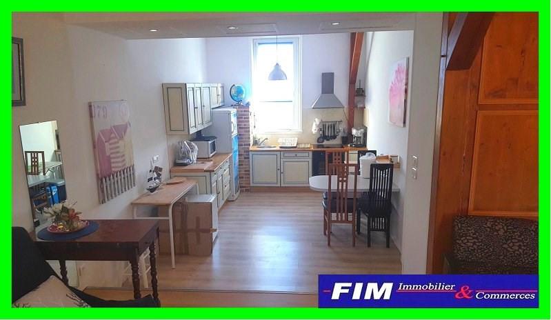 Sale apartment Mers les bains 141000€ - Picture 1