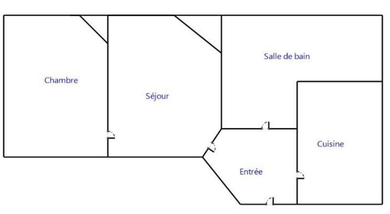 Location appartement Paris 10ème 1 006€ CC - Photo 1