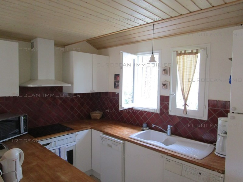 Location vacances maison / villa Lacanau ocean 455€ - Photo 4