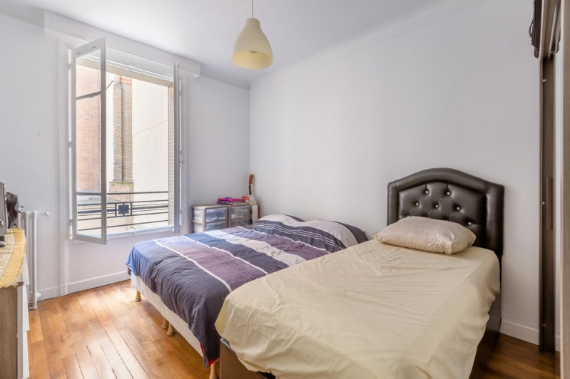 Vente appartement Paris 18ème 445 000€ - Photo 3