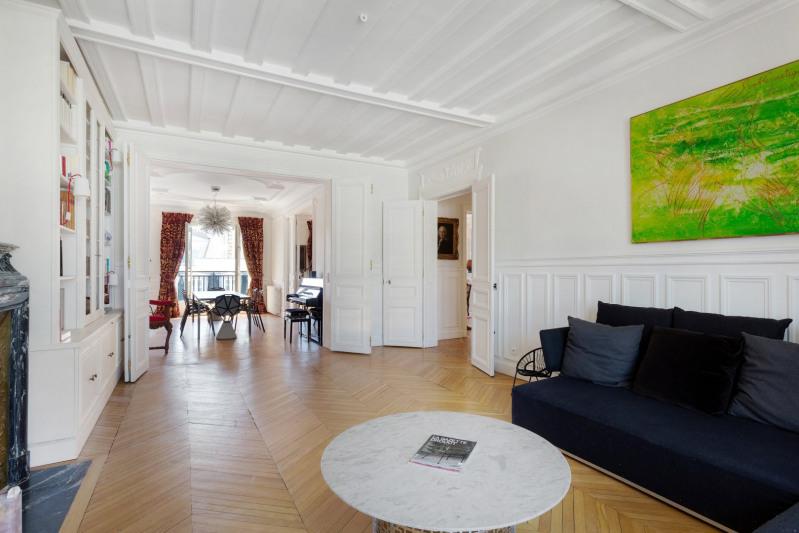 Vente de prestige appartement Paris 8ème 2340000€ - Photo 2