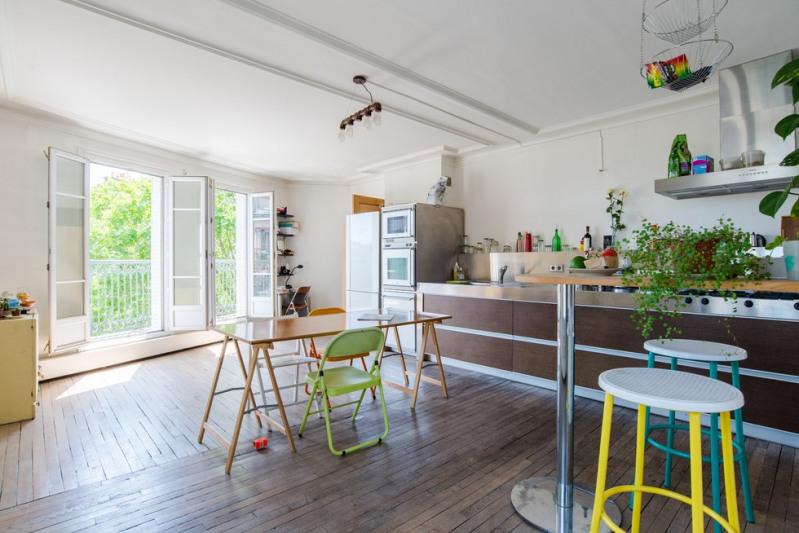Deluxe sale apartment Paris 10ème 1145000€ - Picture 3