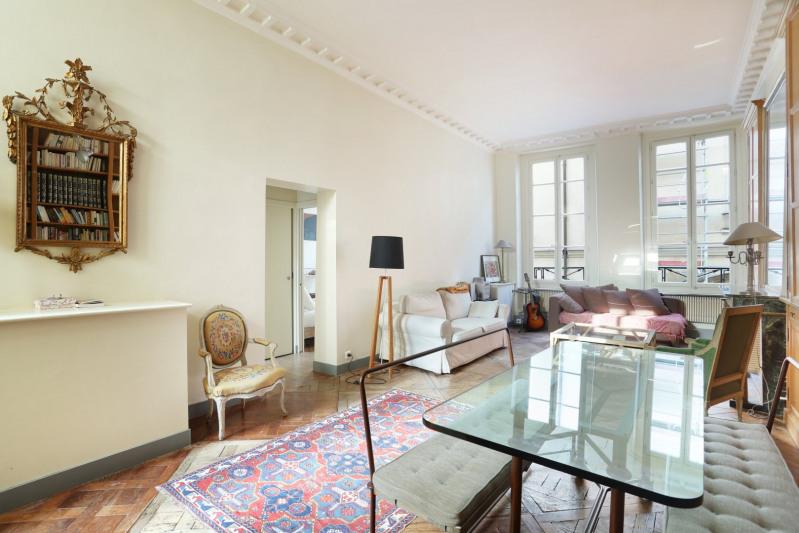 Vente de prestige appartement Paris 3ème 1500000€ - Photo 3